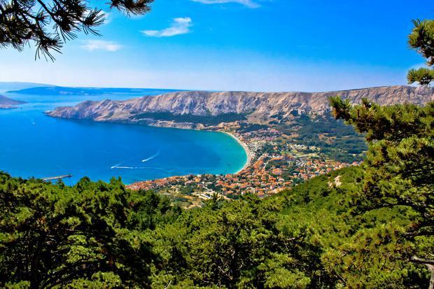 Wyspa Krk, Chorwacja