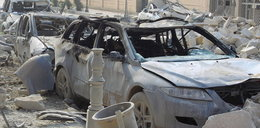 23 zabitych w potężnej eksplozji samochodu pułapki
