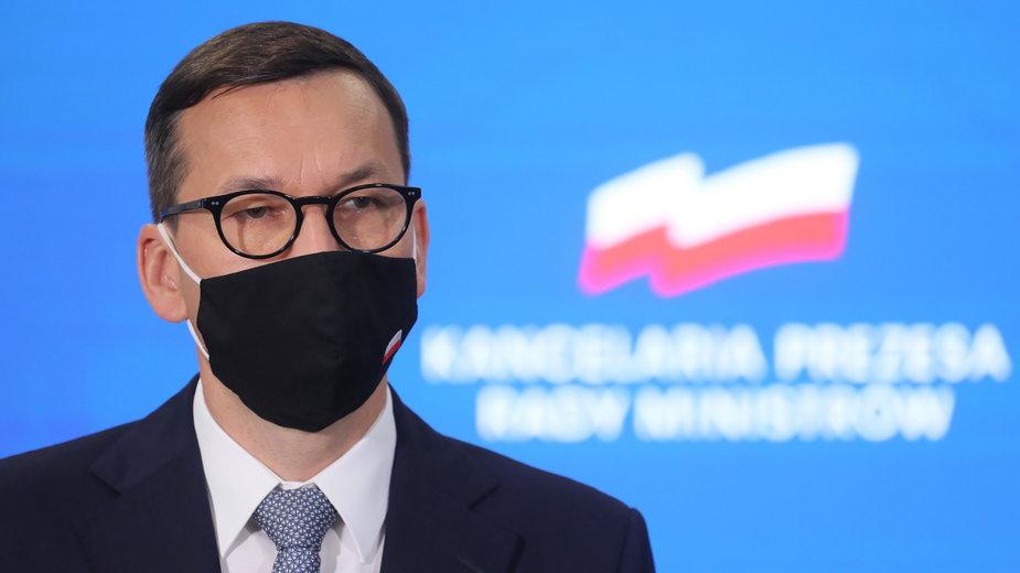 Morawiecki: inflację należy zestawiać ze wzrostem wynagrodzeń