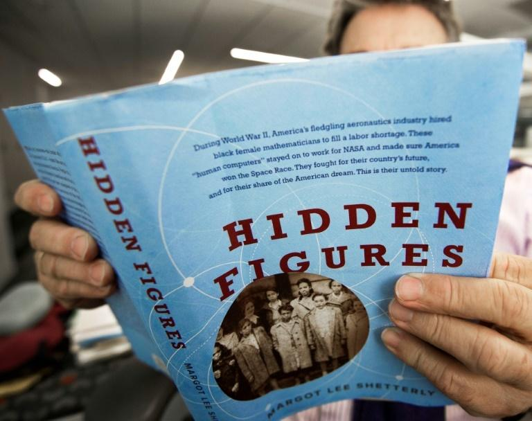 The trio's work was largely forgotten until they were profiled in the book 'Hidden Figures' decades later by author Margot Lee Shetterly