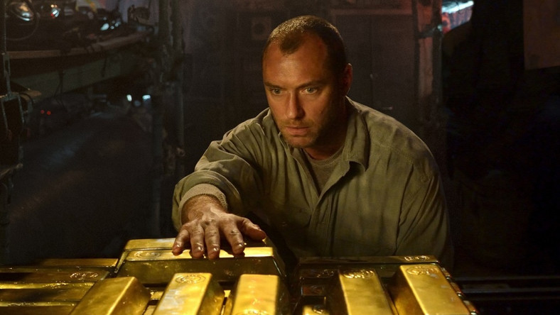 Jude Law szuka skarbu zatopiongo przez nazistów