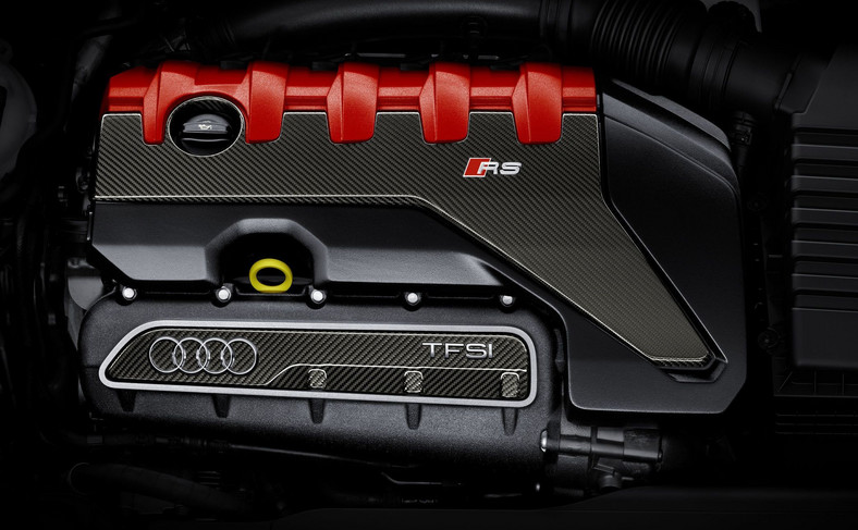 Silnik 2.5 TFSI