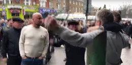 Kibic Millwall znokautował fana Tottenhamu. WIDEO