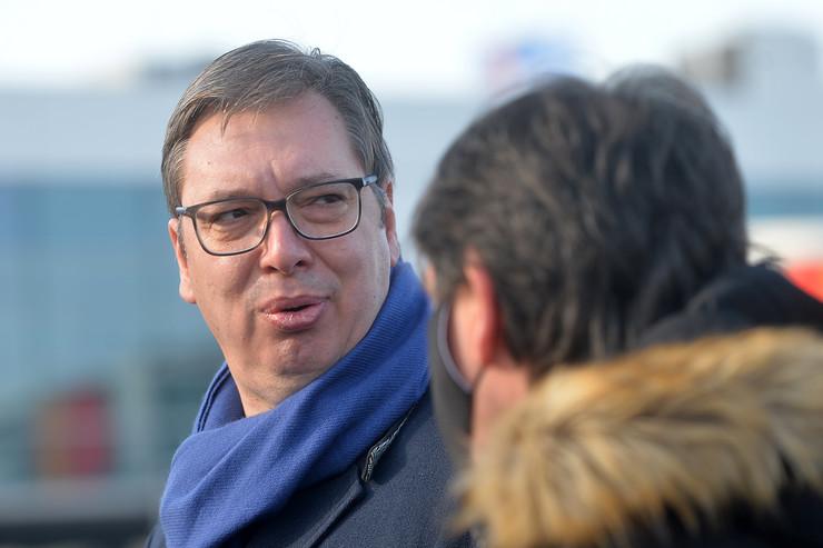 Aleksandar Vučić kineska vakcina