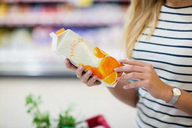 Samo proizvodi koji u sebi imaju do 0,5 grama šećera mogu da nose natpis