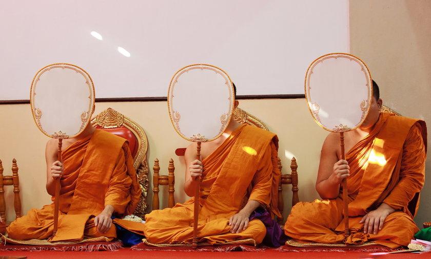 Tragiczna śmierć mnicha w klasztorze. Odciął sobie głowę, by... mieć lepsze życie.