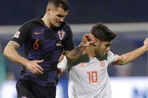 AU, ŠTA IM JE REKAO! Dejan Lovren izvređao Špance posle poraza u Hrvatskoj KAO NIKO NIKADA /VIDEO/