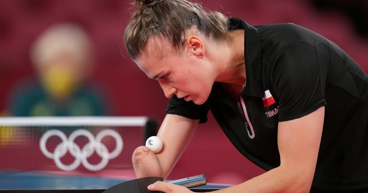 Tokio 2020. Natalia Partyka odpadła w drugiej rundzie. Relacja