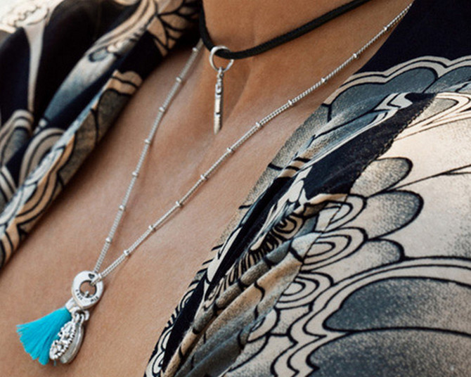 Kićanke na nakitu privlače poglede