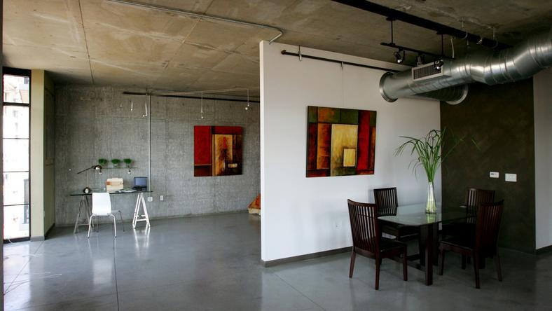 Lofty - mieszkania w stylu przemysłowym