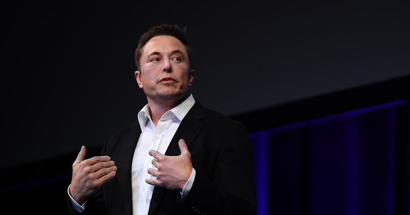 Elon Musk przedstawił koncepcję rakietowego systemu transportu na Ziemi