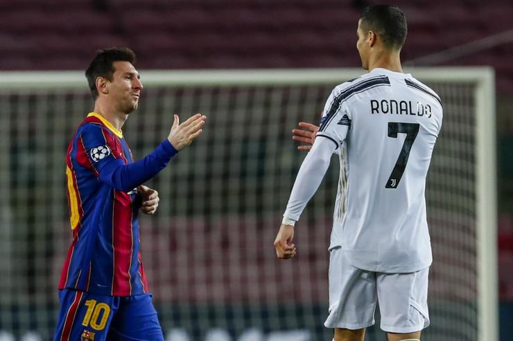 Lionel Mesi - Kristijano Ronaldo