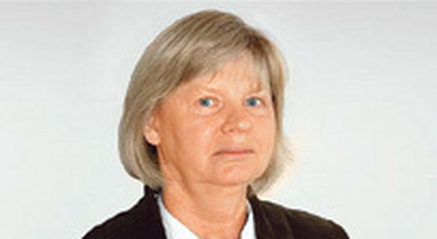 Elżbieta Lis, wicedyrektor Departamentu Zasiłków ZUS