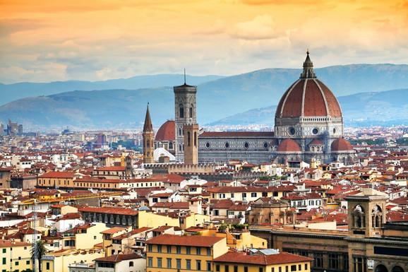 Firenca je, posle Rima, grad sa najviše muzeja u Italiji