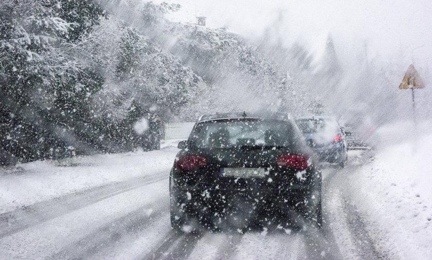 Prognoza pogody. Do Polski nadciąga potężna śnieżyca