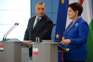 Premierzy Polski i Węgier: Mniej Brukseli, więcej państw narodowych - tak chcemy widzieć Europę w następnych dekadach