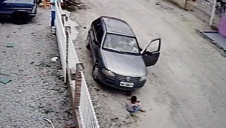 Dečak iz Brazila kojeg je pregazio ujak