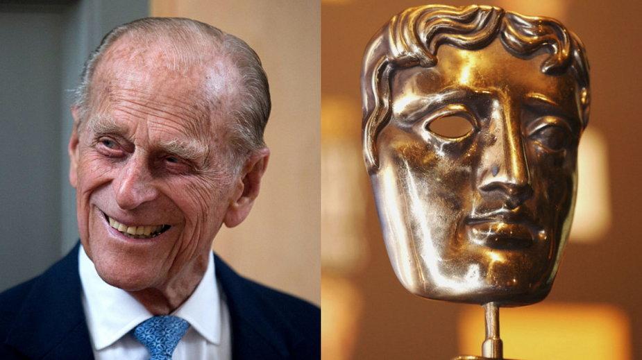 Książę Filip był pierwszym prezydentem BAFTA po utworzeniu Akademii w 1959 r.