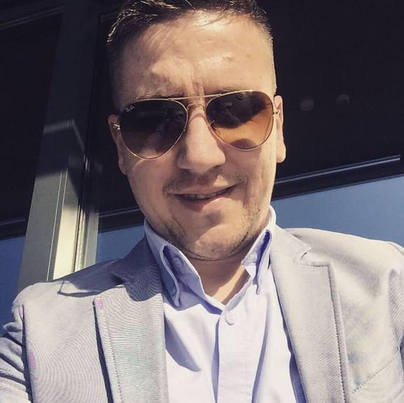 Za manje od pola godine uspeh - Miloš Vasić