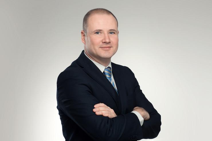 Milan Vujović, direktor marketinga za Adriatik region u kompaniji Samsung Electronics