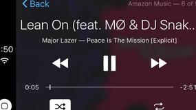 Apple CarPlay wzbogacone o Amazon Music