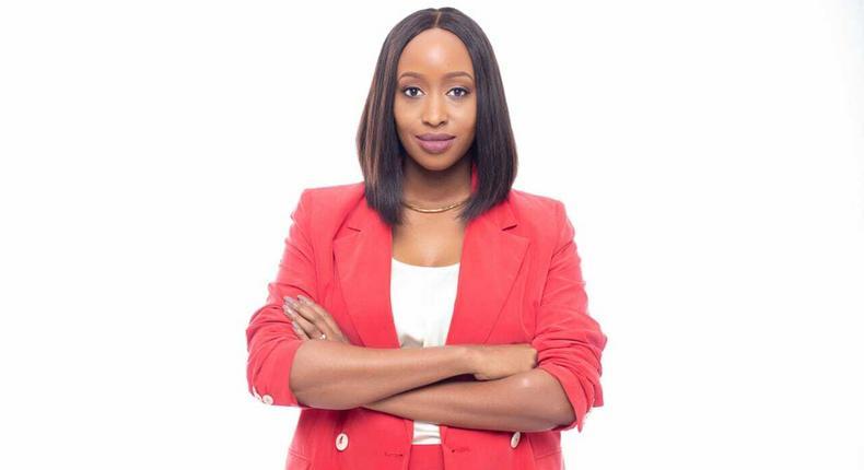 Media Personality Janet Mbugua