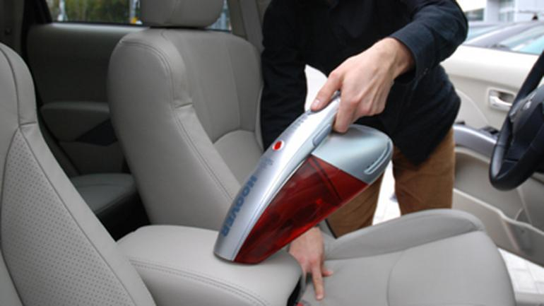 Odkurzacze ręczne do samochodu