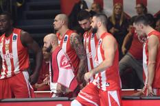 KK Crvena zvezda, KK Monako