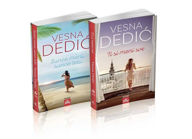 "Uz novu ""Blic ženu"" dva hit romana Vesne Dedić"