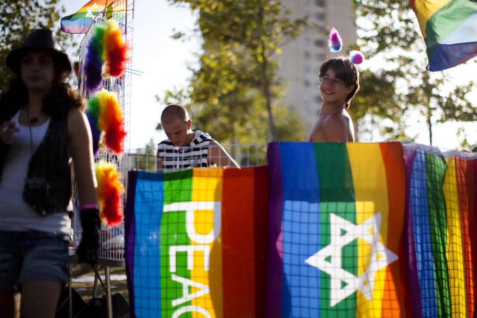 Parada LGBT w Jerozolimie