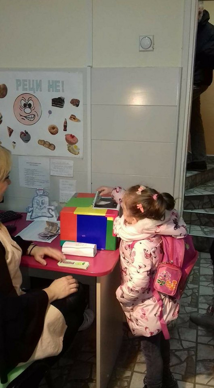 NIs humanitarna akcija u vrtićima Predškoske ustanove Pčelica