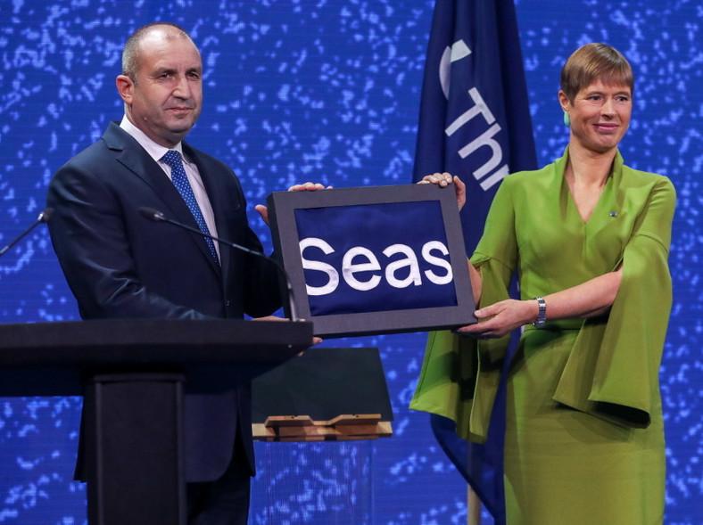 Kersti Kaljulaid i Rumen Radew