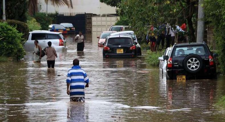 Floods in Nairobi