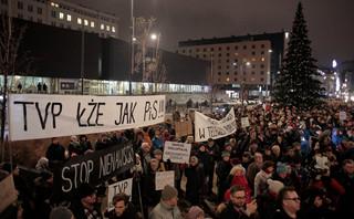 Czy TVP miała prawo upublicznić wizerunek uczestników protestu przed gmachem TVP Info?