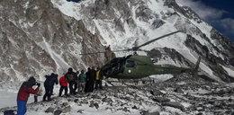 Bohaterowie z Nanga Parbat wrócili do bazy pod K2