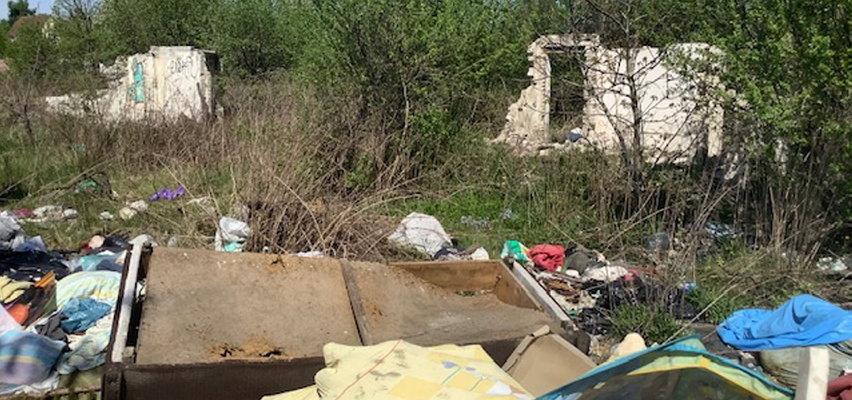 Mieszkańcy osiedla nie chcą koczowiska Romów. Problem jest gorący i bardzo delikatny