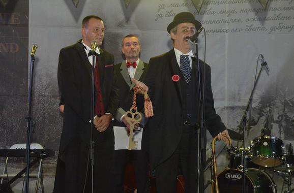 Nušić vraća ključeve predsedniku opštine