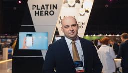 Alex Reinhardt, venture capitalist, PLATINCOIN founder