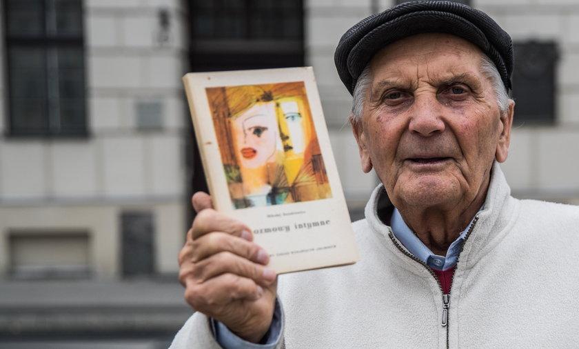 Książki z dowozem dla seniorów