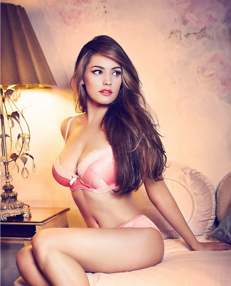 Kelly Brook dla New Look