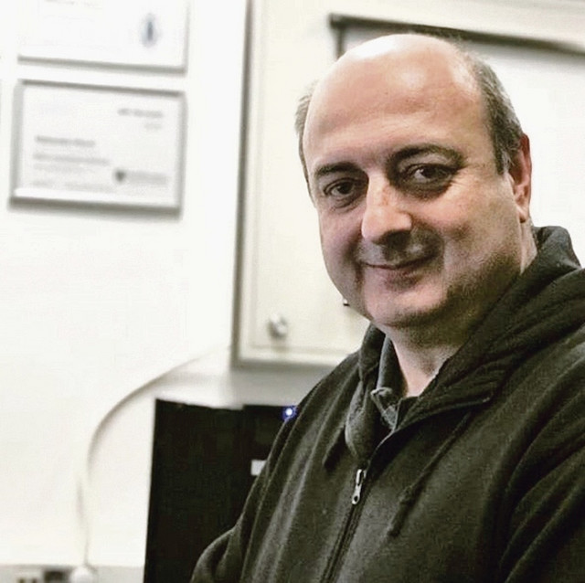 Radiolog Aleksandar Ivković