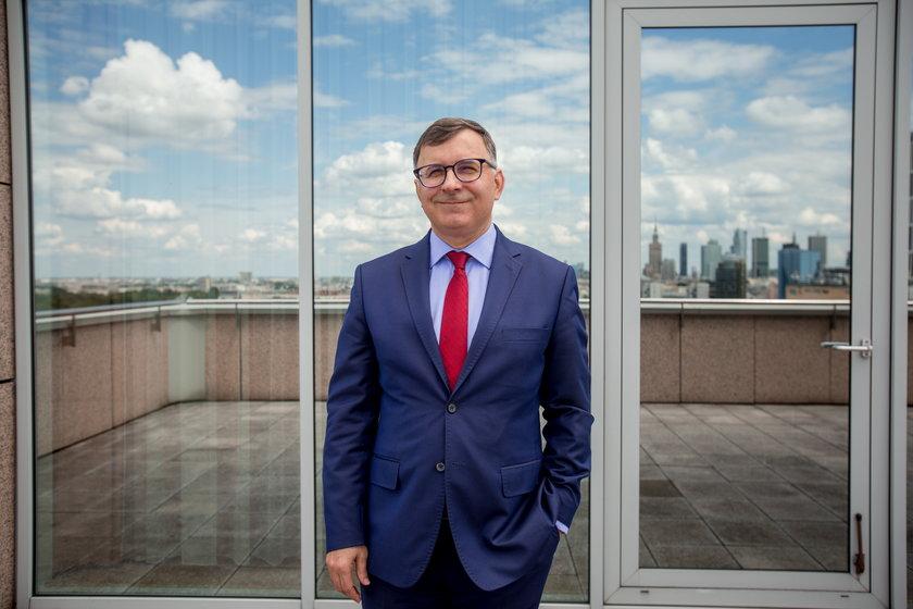 Zbigniew Jagiełło prezes PKO BP o frankowiczach i kredytach frankowych
