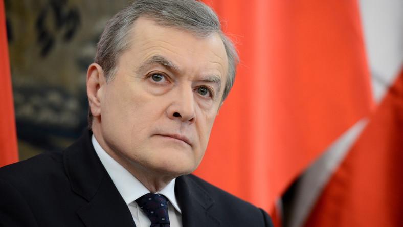 Platforma o prof. Glińskim: Jest pomiatany przez Kaczyńskiego