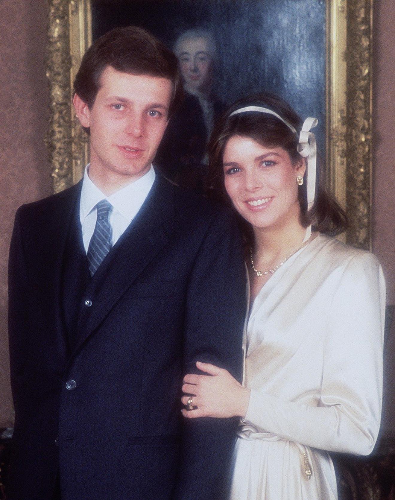 Roditelji Šarlot Kaziragi