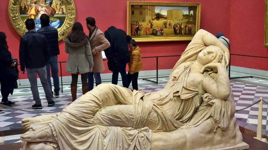 Galeria Uffizi, Florencja