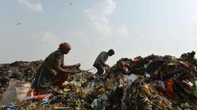Góra śmieci, która zabija. Indyjski problem ze śmieciami