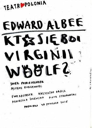 """""""Kto się boi Virginii Woolf"""", reż. Jacek Poniedziałek"""
