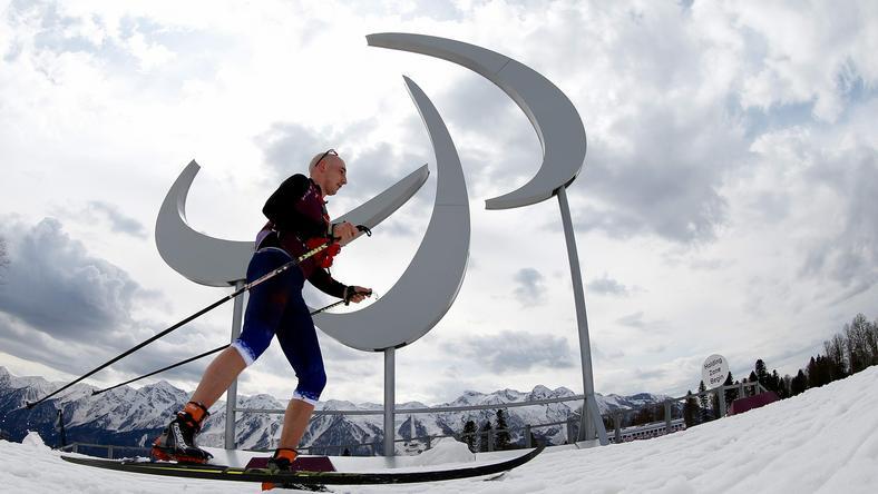 Ostatnie treningi przed startem igrzysk paraolimpijskich