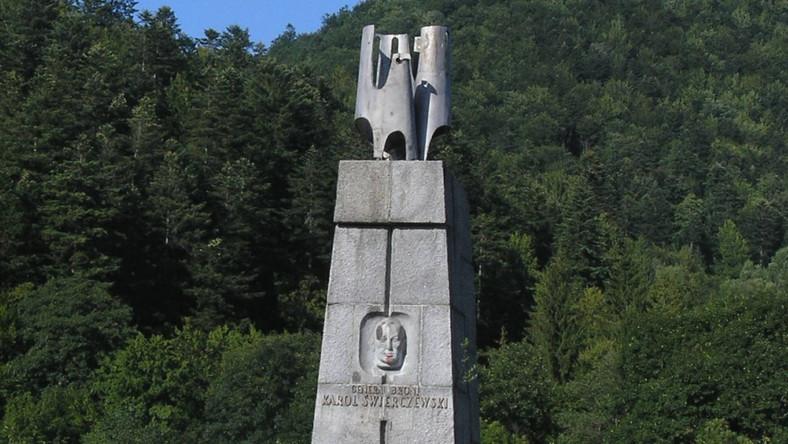Pomnik gen. Karola Świerczewskiego