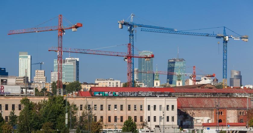 Najwięcej inwestycji zagranicznych jest w sektorze budowlanym